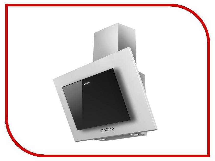 цены Кухонная вытяжка Maunfeld Tower CS 60 Steel-Black Glass