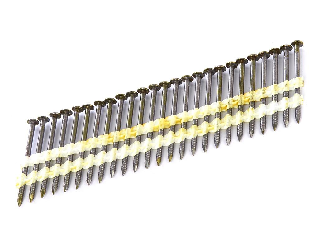 Гвозди Fubag 2.87x50mm С кольцевой накаткой 3000шт 140171