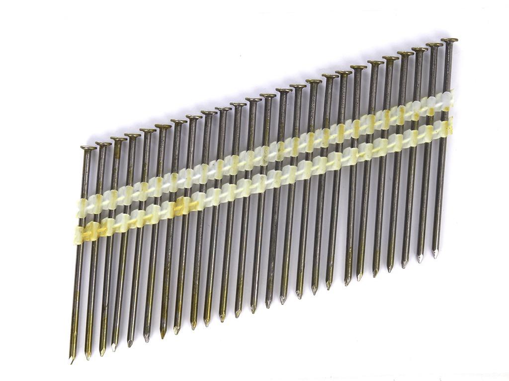 Гвозди Fubag 2.87x90mm 3000шт 140108