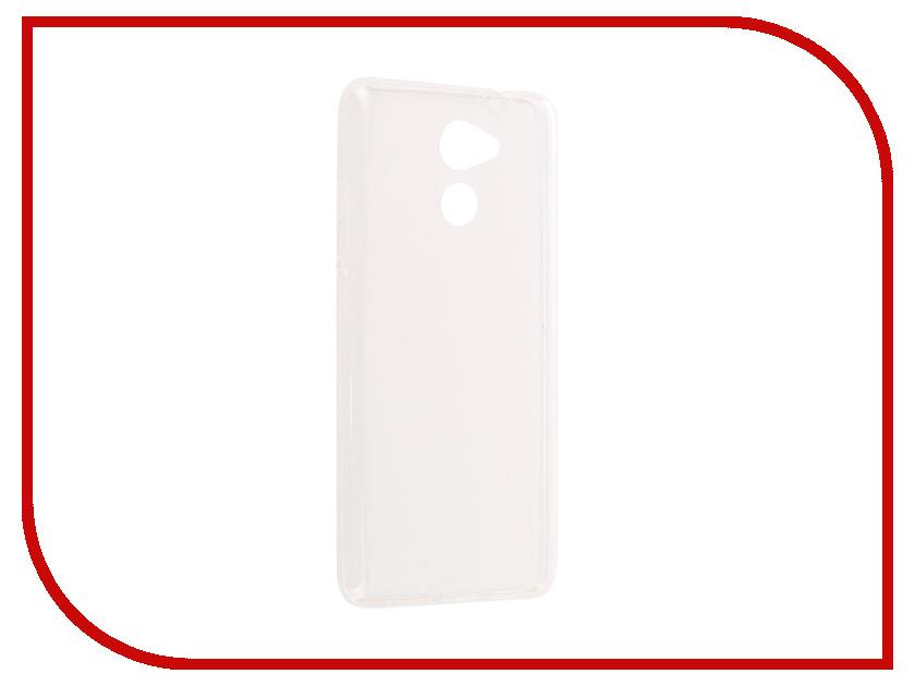 Аксессуар Чехол Huawei Y7 2017 iBox Crystal Silicone Transparent аксессуар чехол htc desire 825 ibox crystal grey