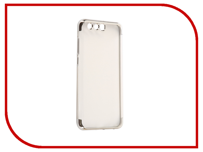 Аксессуар Чехол Huawei Honor 9 iBox Blaze Silicone Silver frame аксессуар чехол xiaomi redmi 3 3s 3 pro ibox blaze silicone gold frame