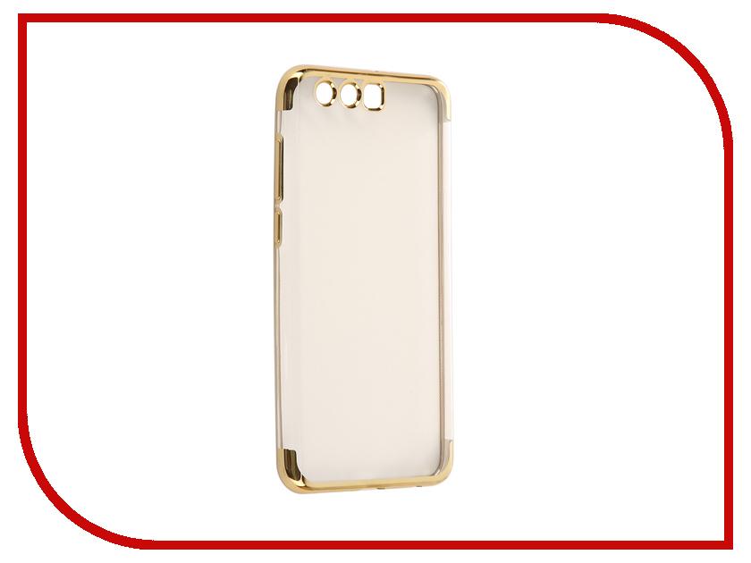 Аксессуар Чехол Huawei Honor 9 iBox Blaze Silicone Gold frame аксессуар чехол xiaomi redmi 3 3s 3 pro ibox blaze silicone gold frame