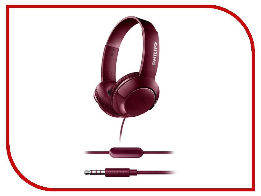 Philips SHL3075 Red philips e103 black