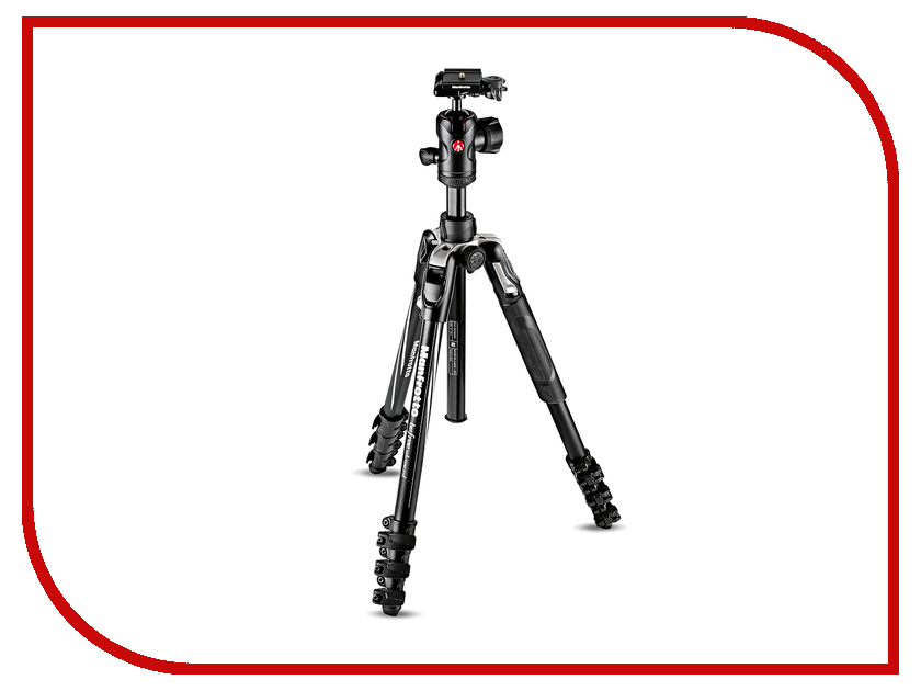 Штатив Manfrotto Befree Advanced Travel Lever MKBFRLA4BK-BH Black