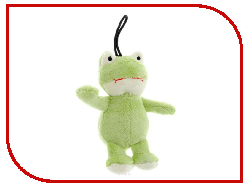 Лягушка GiGwi 75022 с пищалкой