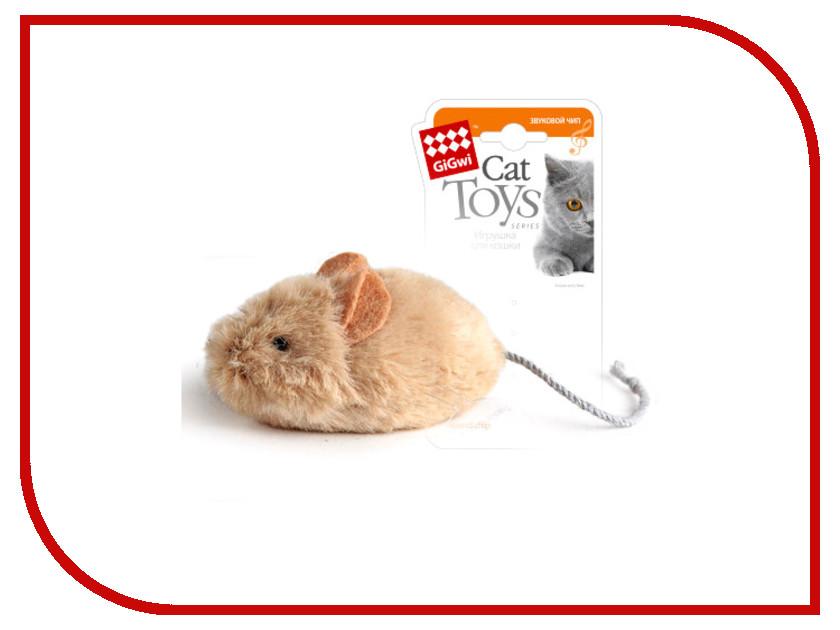 Мышка GiGwi 75217 со звуковым чипом