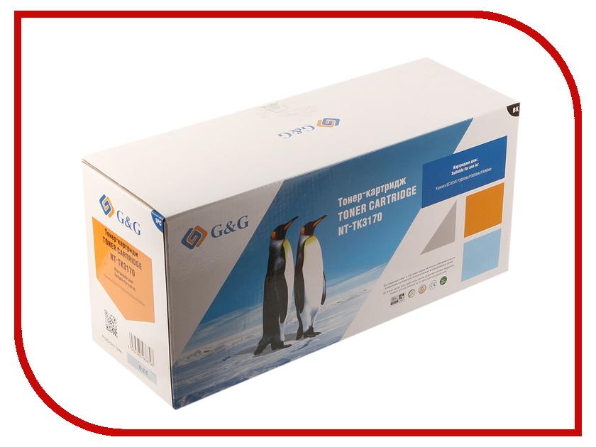 Картридж G&G NT-TK3170 для P3050DN/3055DN/3060DN картридж g