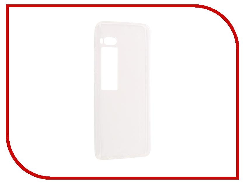 все цены на Аксессуар Чехол Meizu Pro 7 iBox Crystal Silicone Transparent
