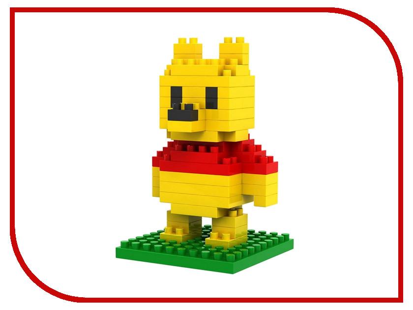 Конструктор LoZ Медведь 60 дет. LZ9168 детское лего nano loz 9168