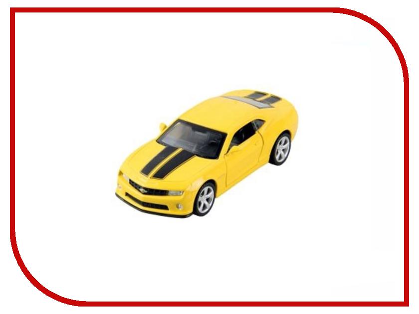 Игрушка Пламенный мотор Chevrolet Camaro 870139 машина пламенный мотор volvo v70 пожарная охрана 870189