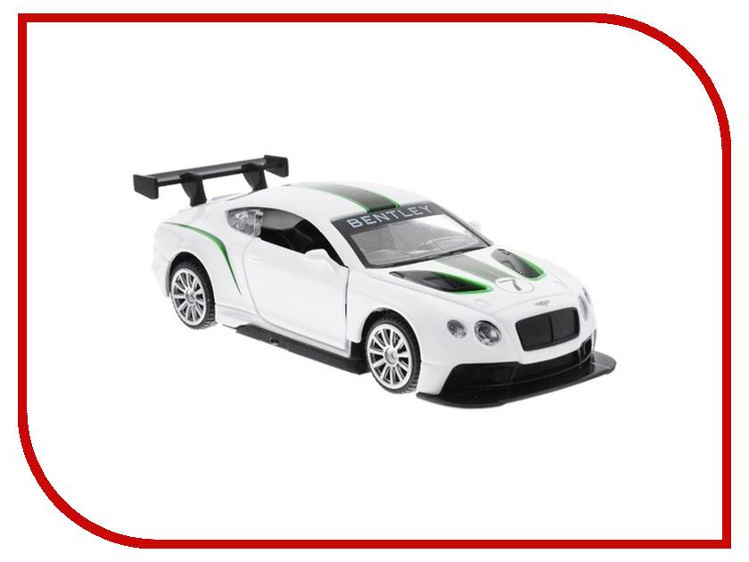Игрушка Пламенный мотор Bentley Continental GT3 870141 игрушка пламенный мотор 870179