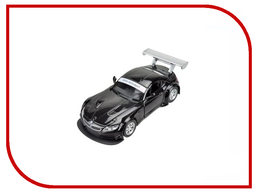 Игрушка Пламенный мотор BMW Z4 GT3 870144 bburago bmw z4 m coupe