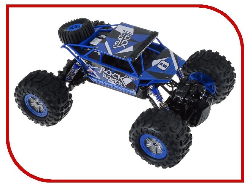 Игрушка Пламенный мотор Краулер-Амфибия ПМ-004 4WD Blue 870231 пламенный мотор машинка инерционная volvo пожарная охрана