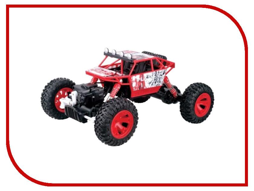 Игрушка Пламенный мотор Краулер-Багги ПМ-005 4WD Red 870232 пламенный мотор машинка инерционная volvo пожарная охрана