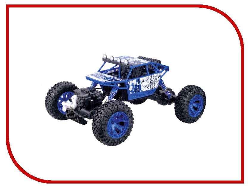 Игрушка Пламенный мотор Краулер-Багги ПМ-005 4WD Blue 870233 пламенный мотор машинка инерционная volvo пожарная охрана
