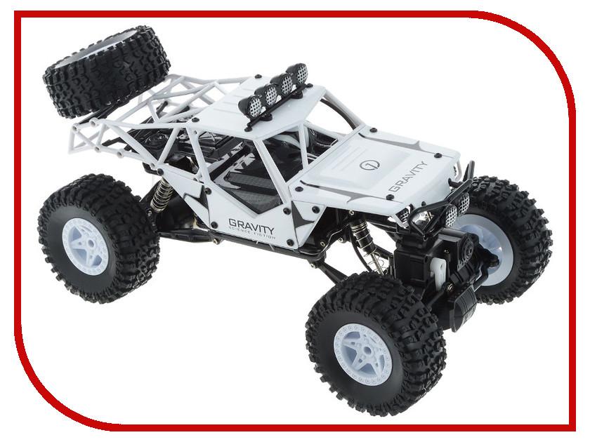 Игрушка Пламенный мотор Краулер-Багги ПМ-001 4WD White 870237 пламенный мотор машинка инерционная volvo пожарная охрана