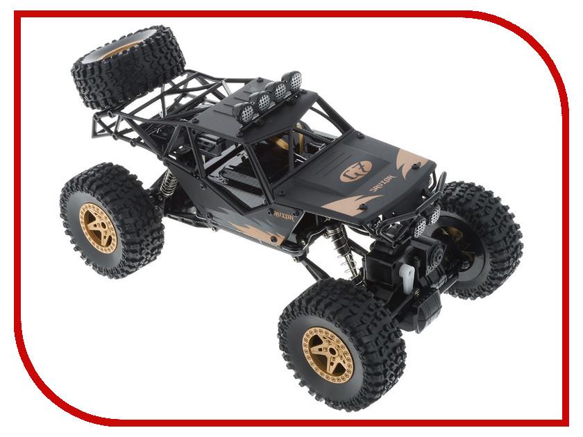 Игрушка Пламенный мотор Краулер-Багги ПМ-001 4WD Black 870238 пламенный мотор машинка инерционная volvo пожарная охрана