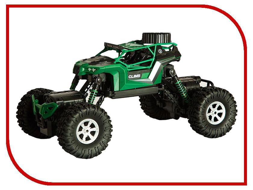 Игрушка Пламенный мотор Краулер-Багги ПМ-003 4WD Green 870253