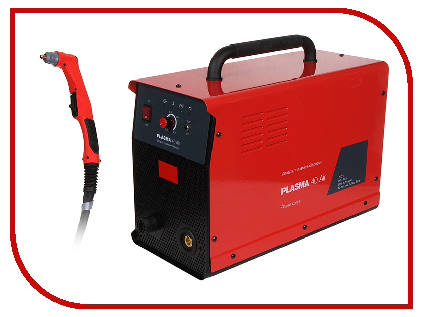 Инвертор для плазменной резки Fubag Plasma 40 Air 38429.1 plasma 25 air