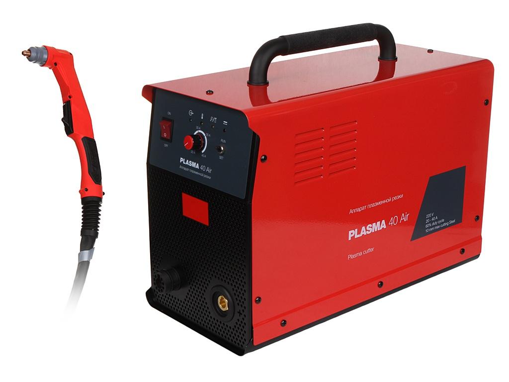 Инвертор для плазменной резки Fubag Plasma 40 Air 31461 + горелка FB P40 6m 38467