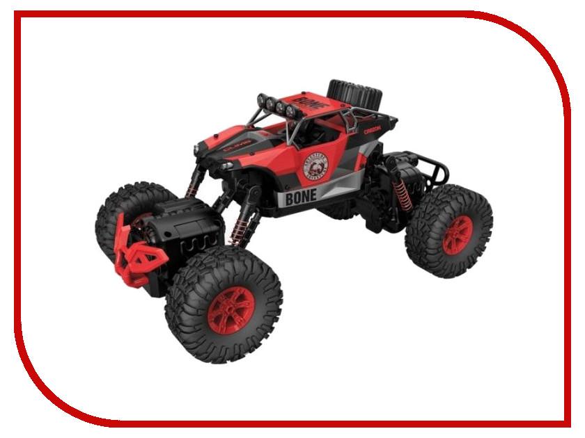 Игрушка Пламенный мотор Краулер-Багги ПМ-003 4WD Red 870256 пламенный мотор машинка инерционная volvo пожарная охрана