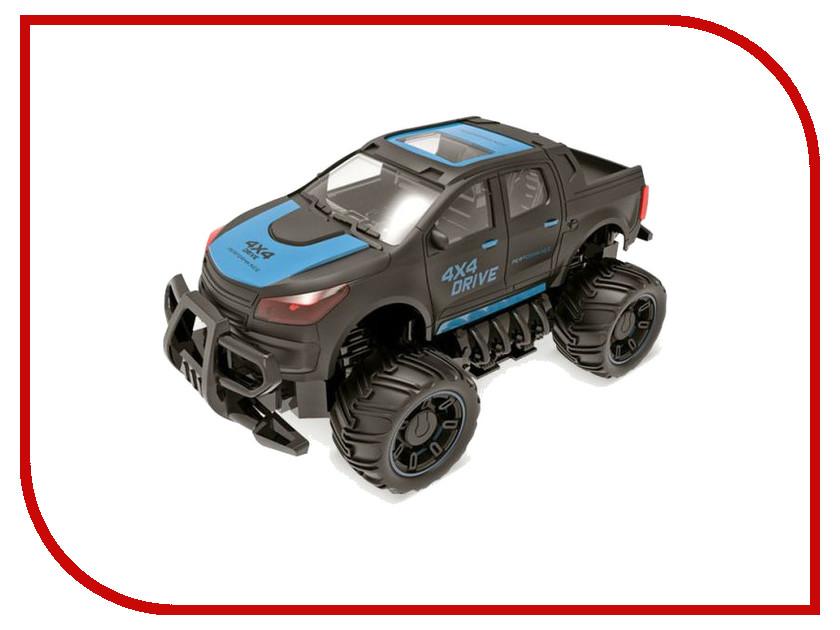 Игрушка Пламенный мотор Внедорожник ПМ-040 Blue 870257 машинка пламенный мотор внедорожник 87588