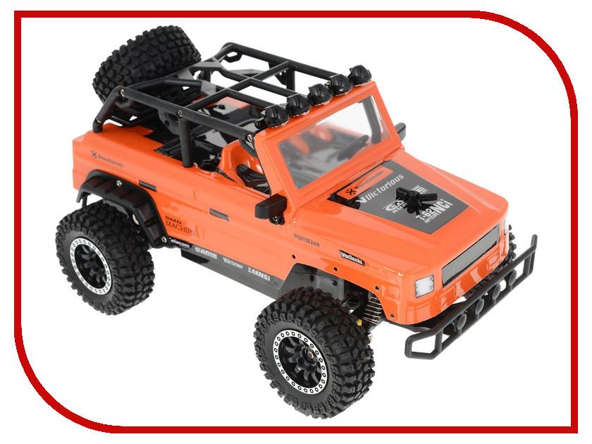 Игрушка Пламенный мотор Джип Сафари ПМ-020 Orange 870245 пламенный мотор пламенный мотор джип сафари радиоуправляемый черный