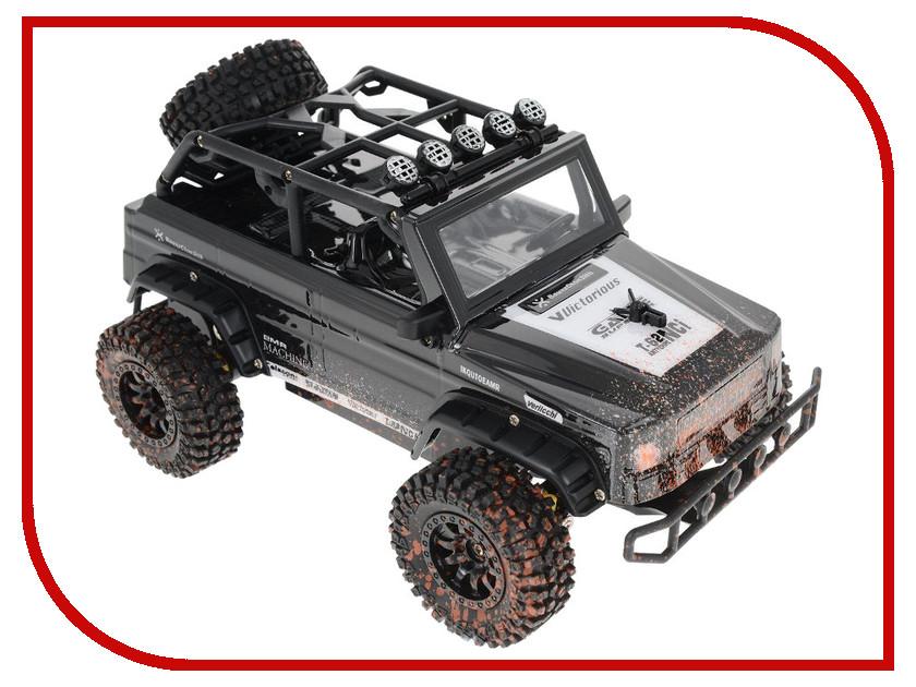 Игрушка Пламенный мотор Джип Сафари ПМ-020 Black 870246 пламенный мотор пламенный мотор джип сафари радиоуправляемый черный
