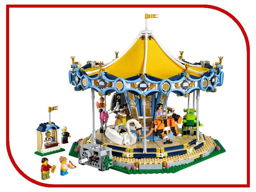 Конструктор Lego Creator Карусель 10257 конструкторы lego lego lego creator кемпинг 31052