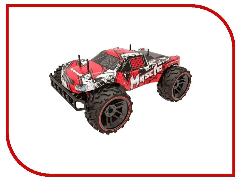Игрушка Пламенный мотор Монстр трак ПМ-010 Red 870242 пламенный мотор пламенный мотор радиоуправляемая машина монстр трак пм 030 серый