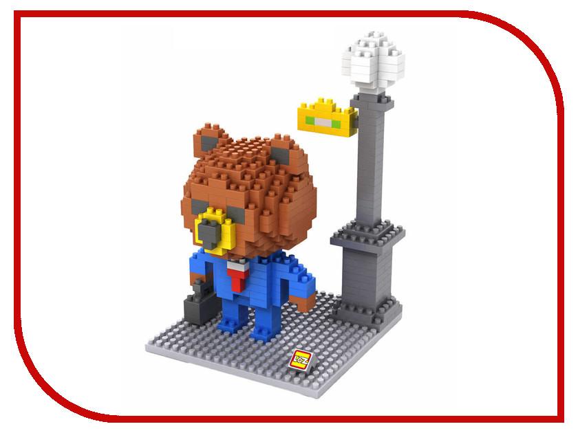 Конструктор LoZ Медведь 340 дет. LZ9431 конструктор loz техника 301 дет lz1603