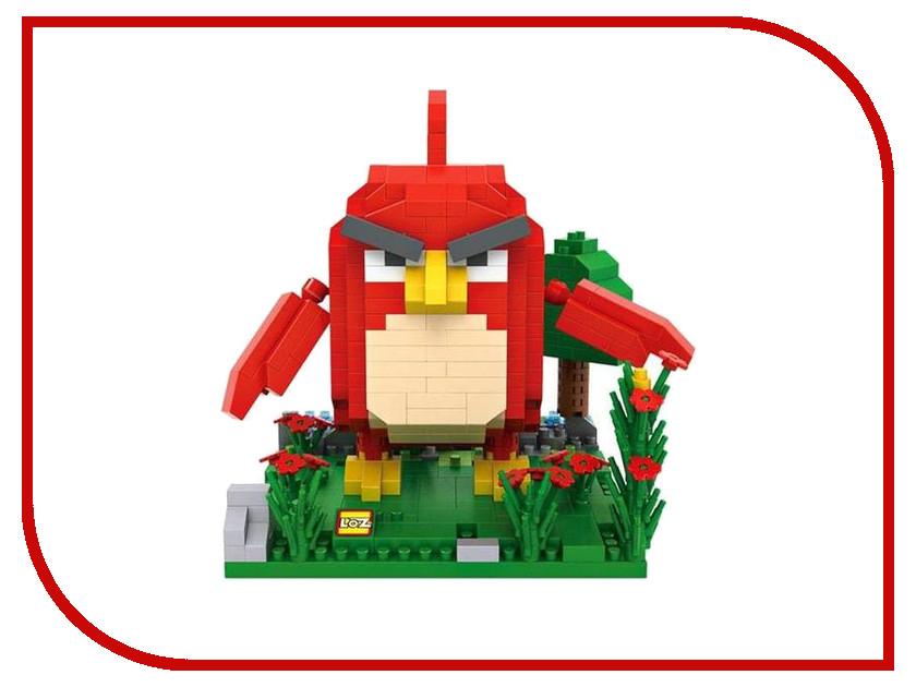 Конструктор LoZ Большая красная птица 500 дет. LZ9647 конструктор fanclastic f1016 красная буква