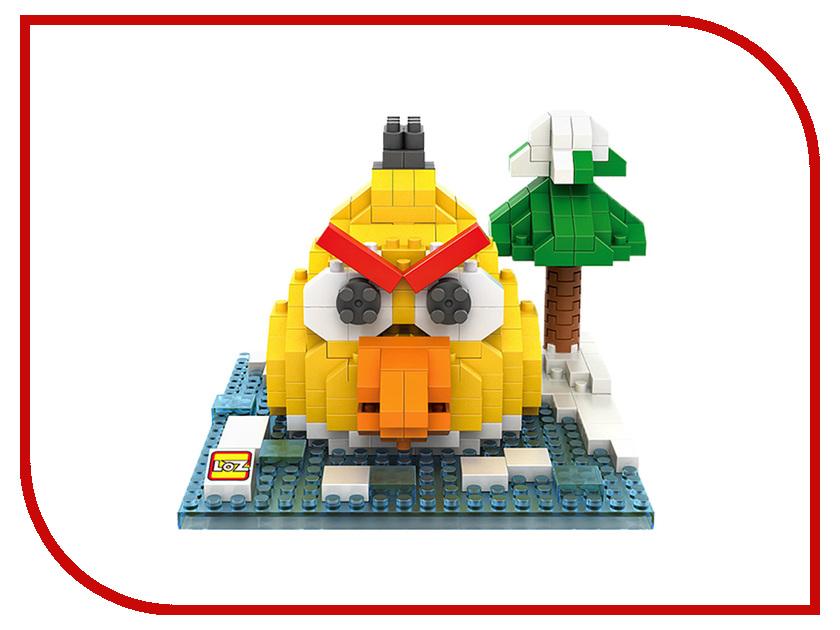 Конструктор LoZ Желтая птица 370 дет. LZ9513 конструктор fanclastic f1017 желтая буква