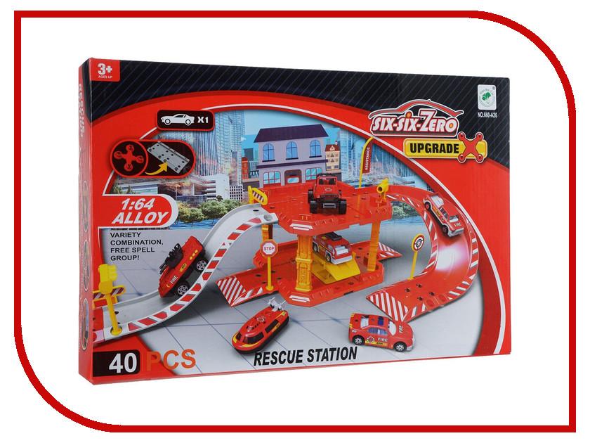 Автотрек Shantou Gepai Пожарная служба 635642