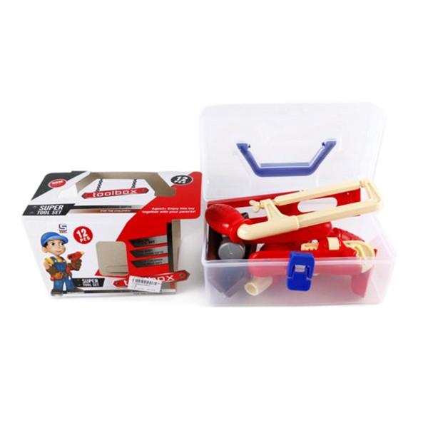 Набор инструментов Shantou Gepai / Наша игрушка 6607 набор оружия shantou gepai 1701g162
