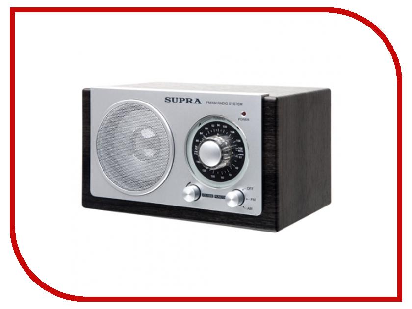цена на Радиоприемник SUPRA ST-108 Black