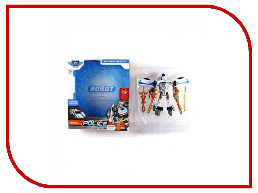 Игрушка Shantou Gepai Трансформер-машина Полиция L015-7 трансформер робот 8086 shantou gepai