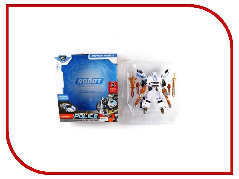 Игрушка Shantou Gepai Трансформер-машина Полиция L015-8 трансформер робот 8086 shantou gepai