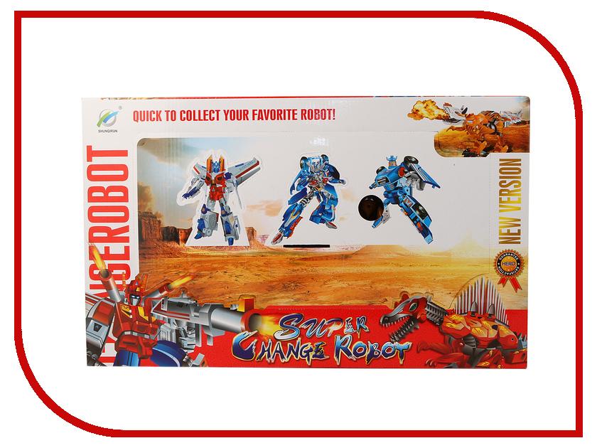 Игрушка Shantou Gepai Трансформер-робот 5-2 робот трансформер shantou gepai вертолет 4003 5