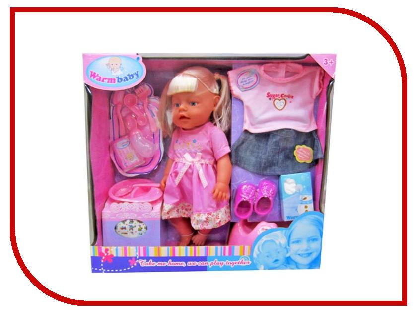 Кукла Shantou Gepai Кукла Хельга RT05062 shantou gepai кукла озвученная baby toby