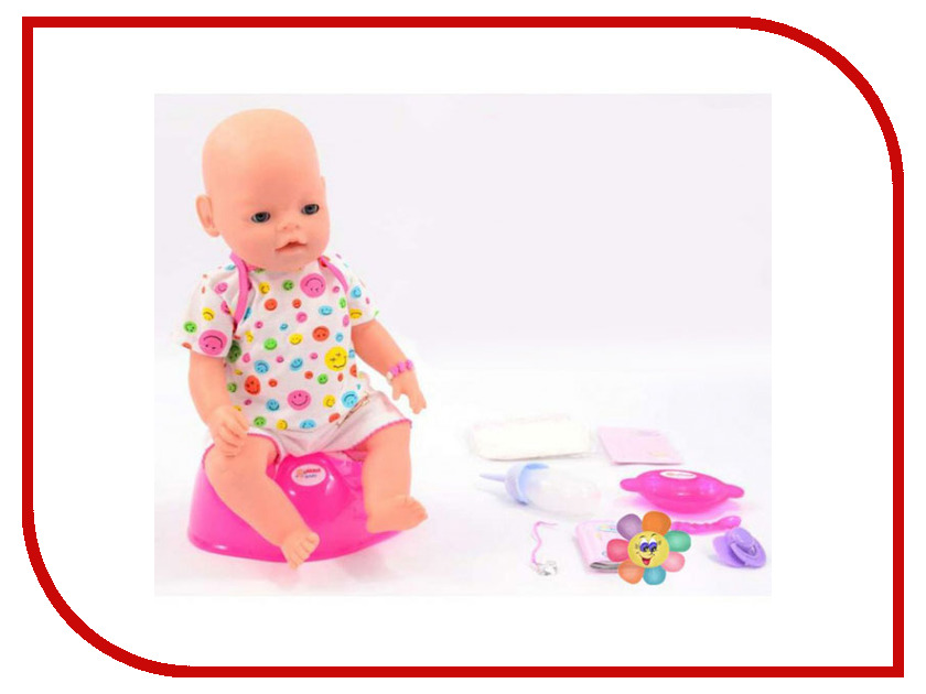 Кукла Shantou Gepai Пупс RT05068-2 трансформер робот 8086 shantou gepai