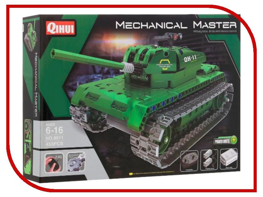 Конструктор Shantou Gepai Танк 453 дет. 8011 игрушка shantou gepai танк 369 32