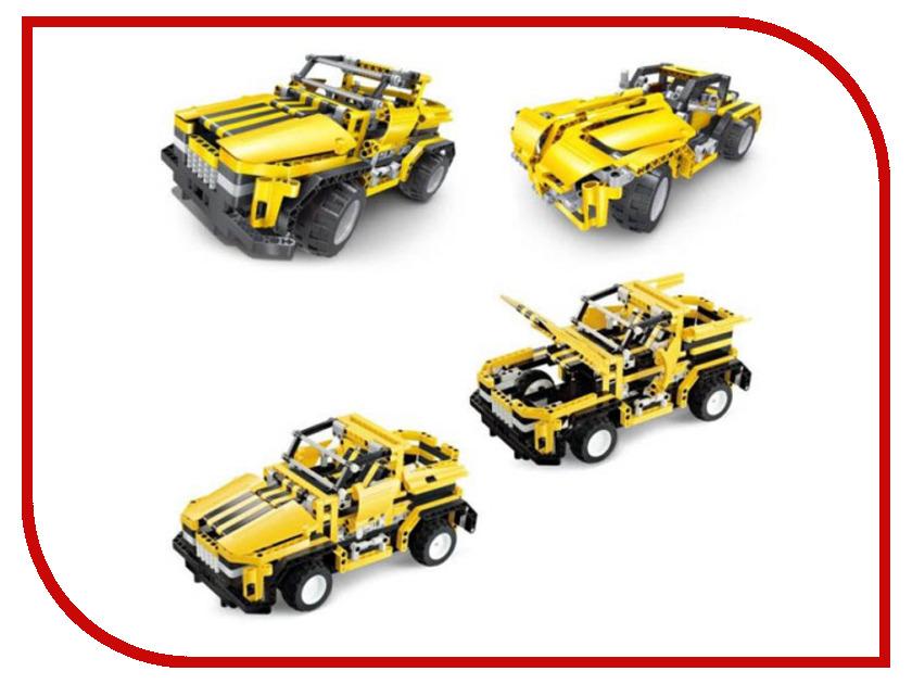 цена на Конструктор Shantou Gepai Внедорожник-грузовик 426 дет. 8003