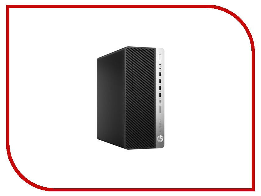 Настольный компьютер HP EliteDesk 800 G3 MT Black 1FU45AW (Intel Core i5-7500 3.4 GHz/8192Mb/256Gb SSD/DVD-RW/Intel HD Graphics/Windows 10 Pro 64-bit) настольный компьютер hp 290 g1 1qn75ea mt intel core i3 7100 3 9 ghz 4096mb 128gb ssd dvd rw intel hd graphics windows 10 pro 64 bit