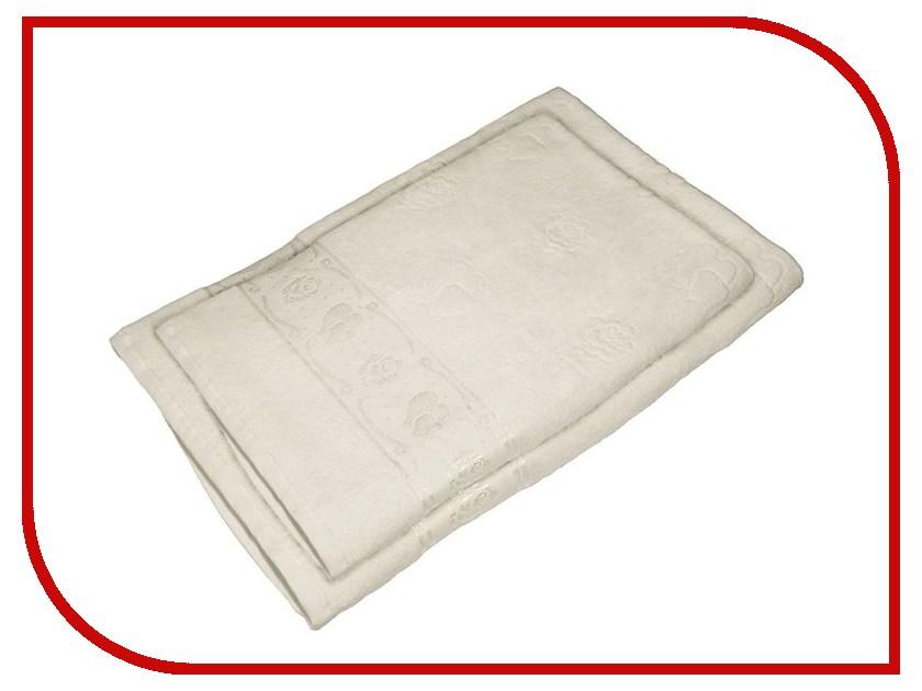 Полотенце Aisha Home 50x90/70x140 2шт Cream УНП-018-01-2 полотенце aisha home 50x90 70x140 3шт blue унп 018 05 3