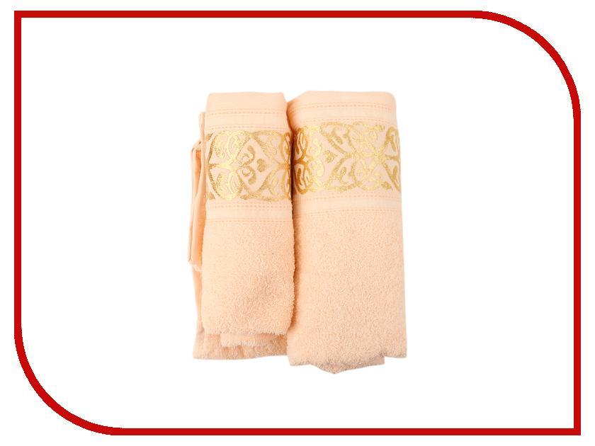 Полотенце Aisha Home 50x85/70x135 2шт Pink Pearl НМП-026к полотенце aisha home уп 001 05 50x85 lilac