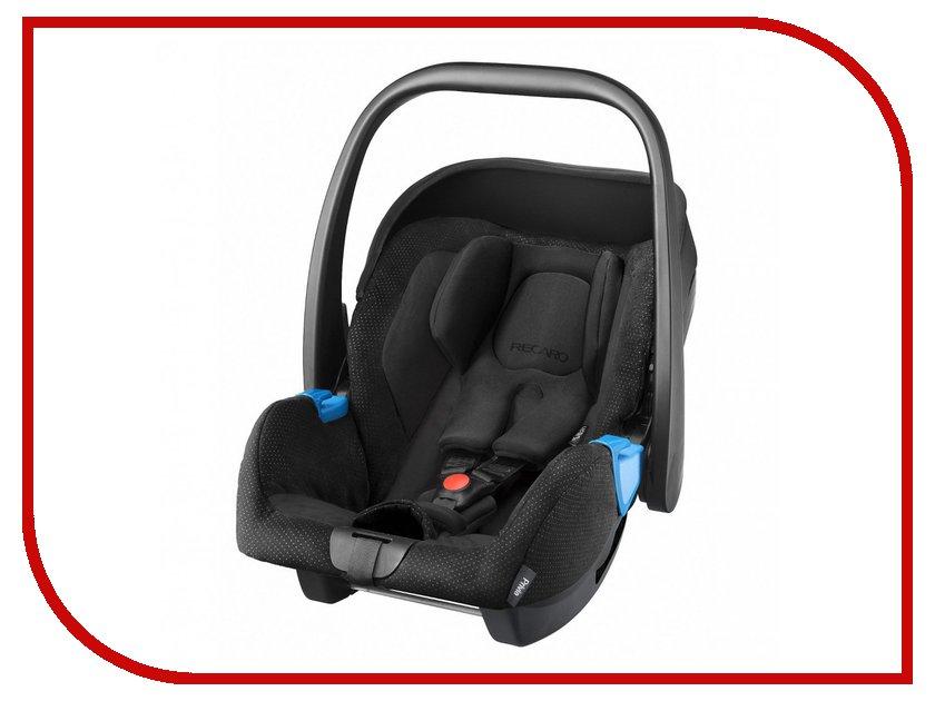 Автокресло Recaro Privia Black 5516.21207.66 детское автокресло автокресло recaro privia black