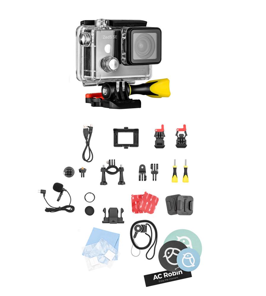 Экшн-камера AC Robin Zed 5 SE