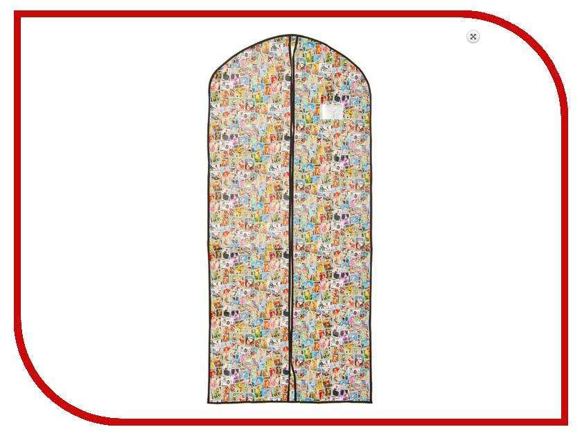 цена на Аксессуар Чехол для одежды Vetta Марки 60x137cm 457-329
