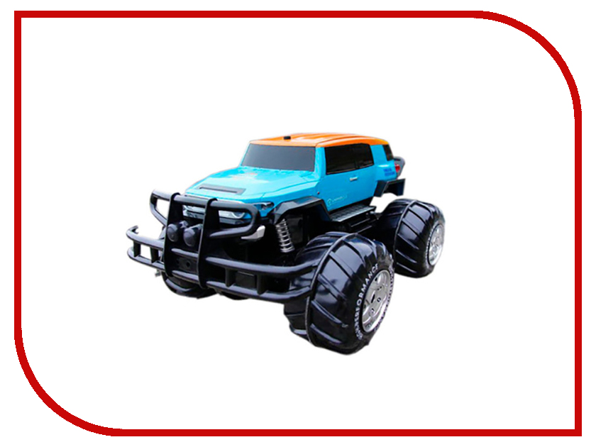 Игрушка Пламенный мотор Внедорожник Амфибия 4x4 87669 машинка пламенный мотор внедорожник 87587